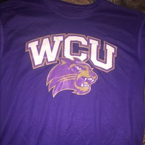 Tops - Western Carolina shirt